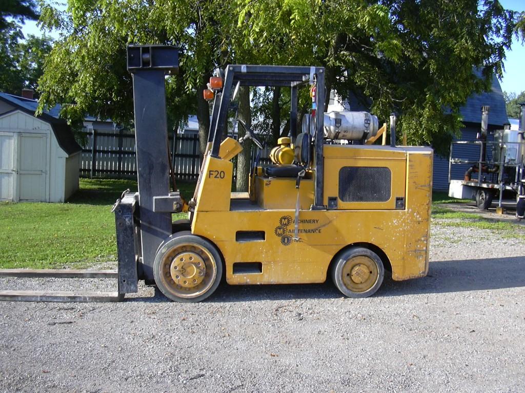 OSRS Forklift